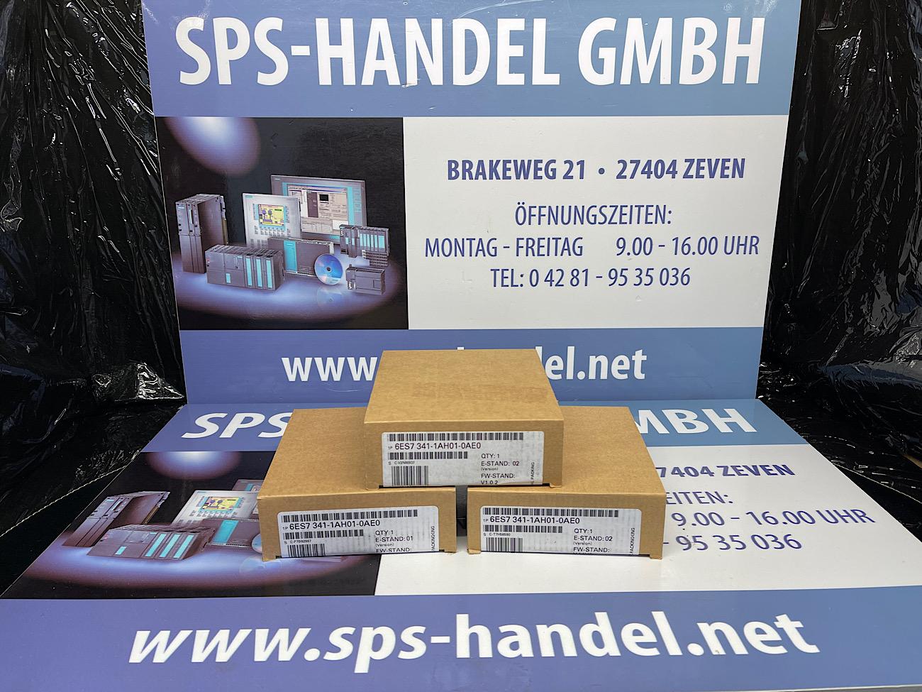 6ES7341-1AH01-0AE0   CP341   RS232C   Neu Siegel (35%)