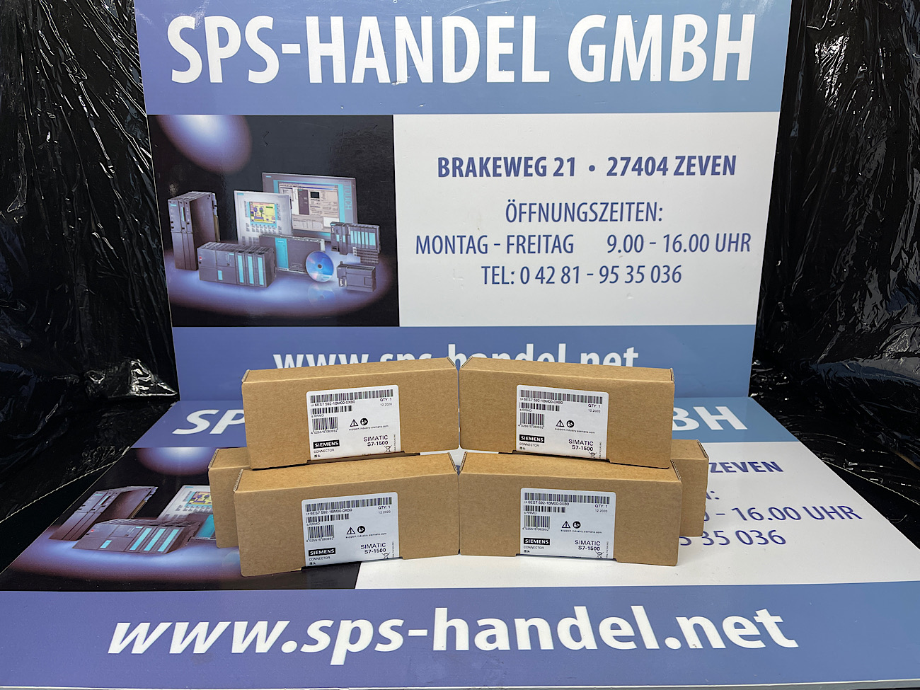 6ES7592-1BM00-0XB0 | S7-1500 40 Polig | Neu Siegel 26%