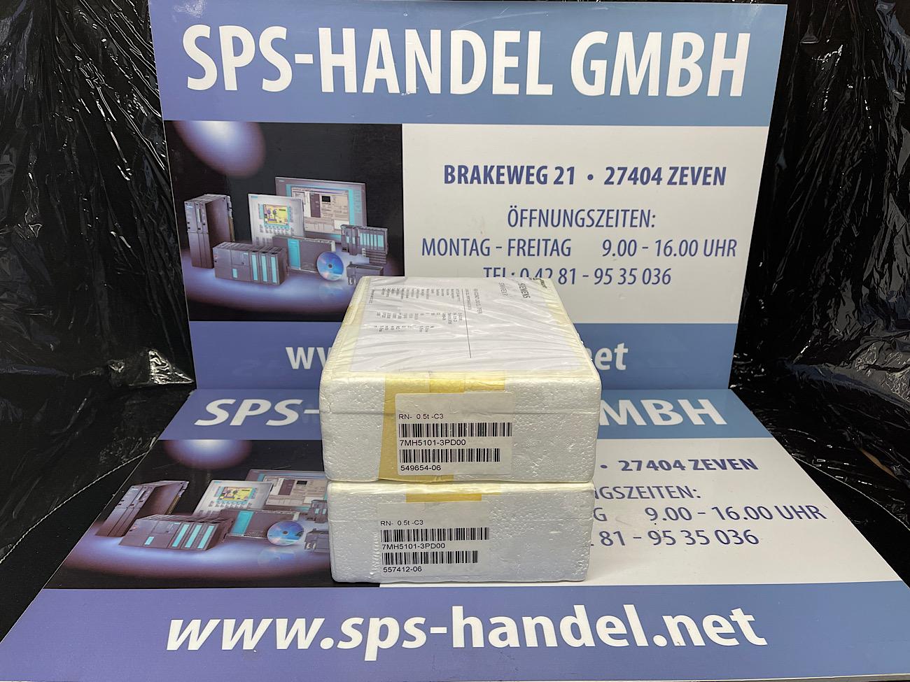 7MH5101-3PD00   SIWAREX R WAEGEZELLE   NEU Siegel 40%