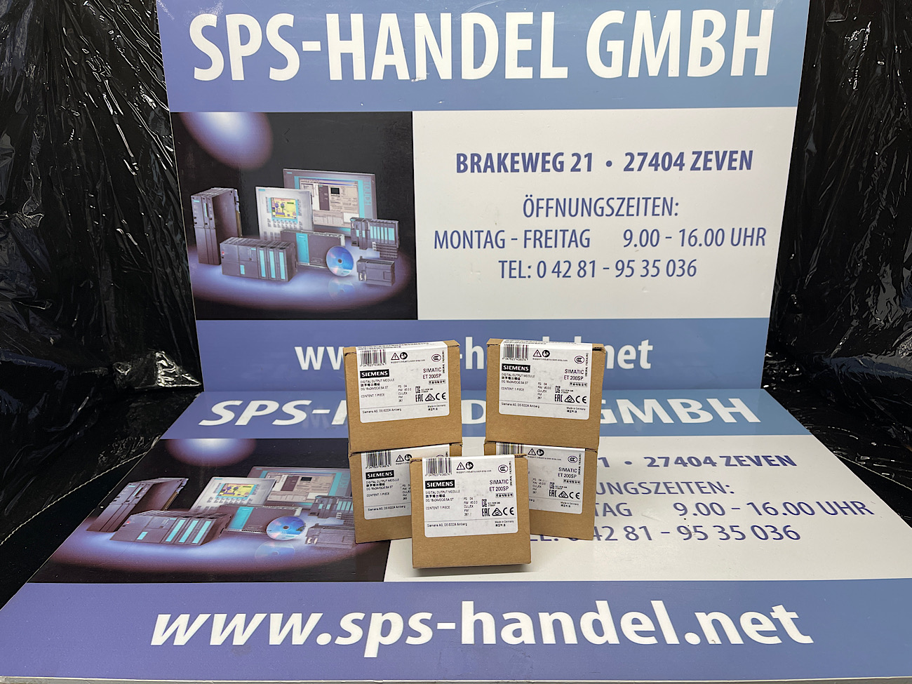 6ES7132-6BH01-0BA0 | ET 200SP | NEU Siegel (30%)