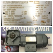 SEW WA30DR63L4/BR/TH/ 220-266V Motor NEU