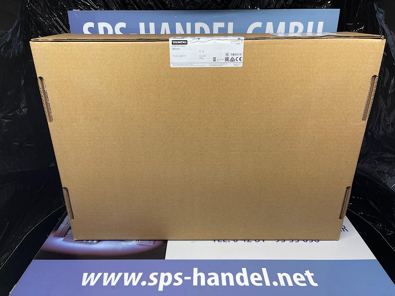 6AV2124-0MC01-0AX0  | TP1200 Comfort | NEU Siegel 30%