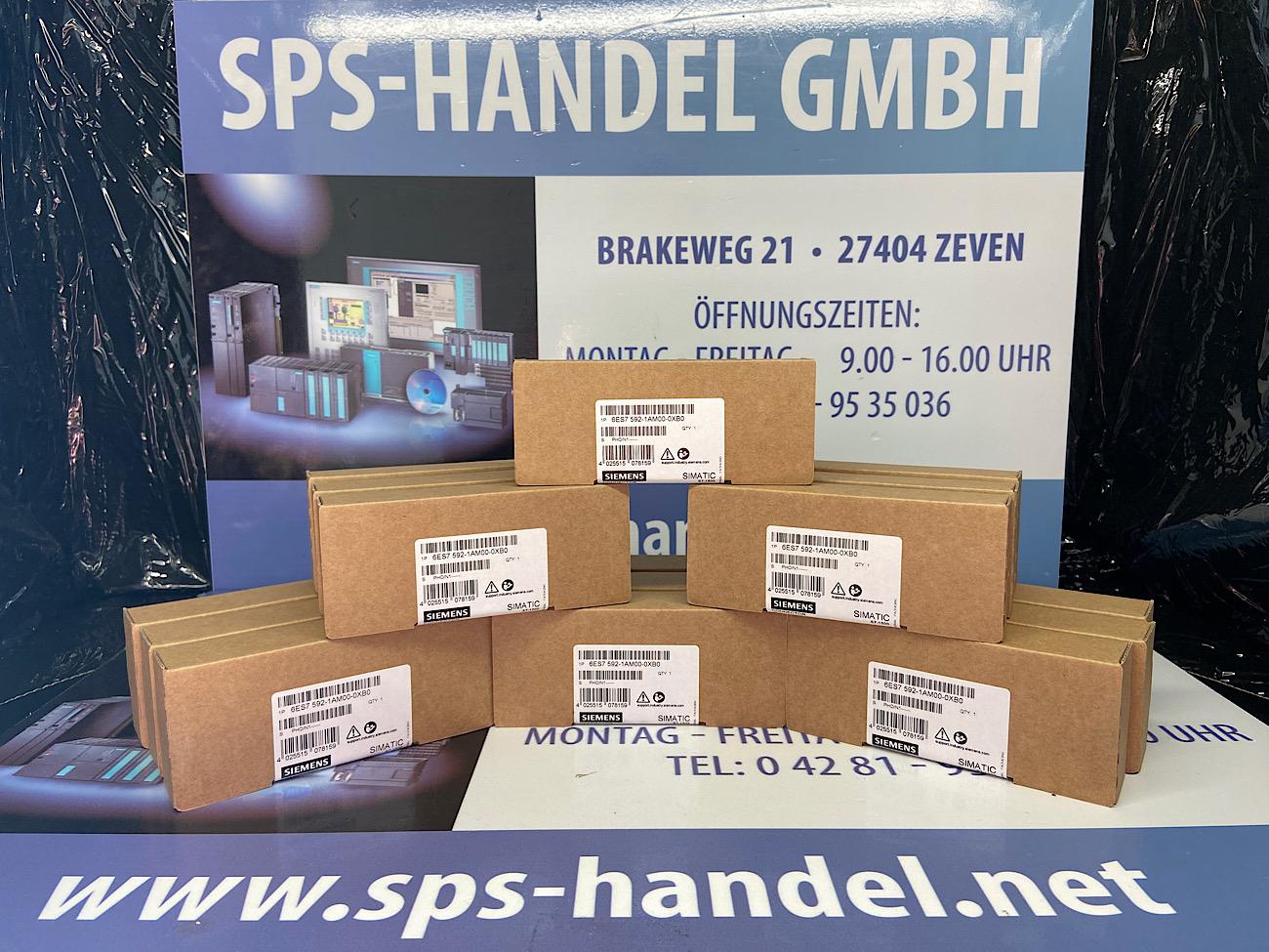 6ES7592-1AM00-0XB0 | Fronstecker 40 pol. | Neu Siegel 26%
