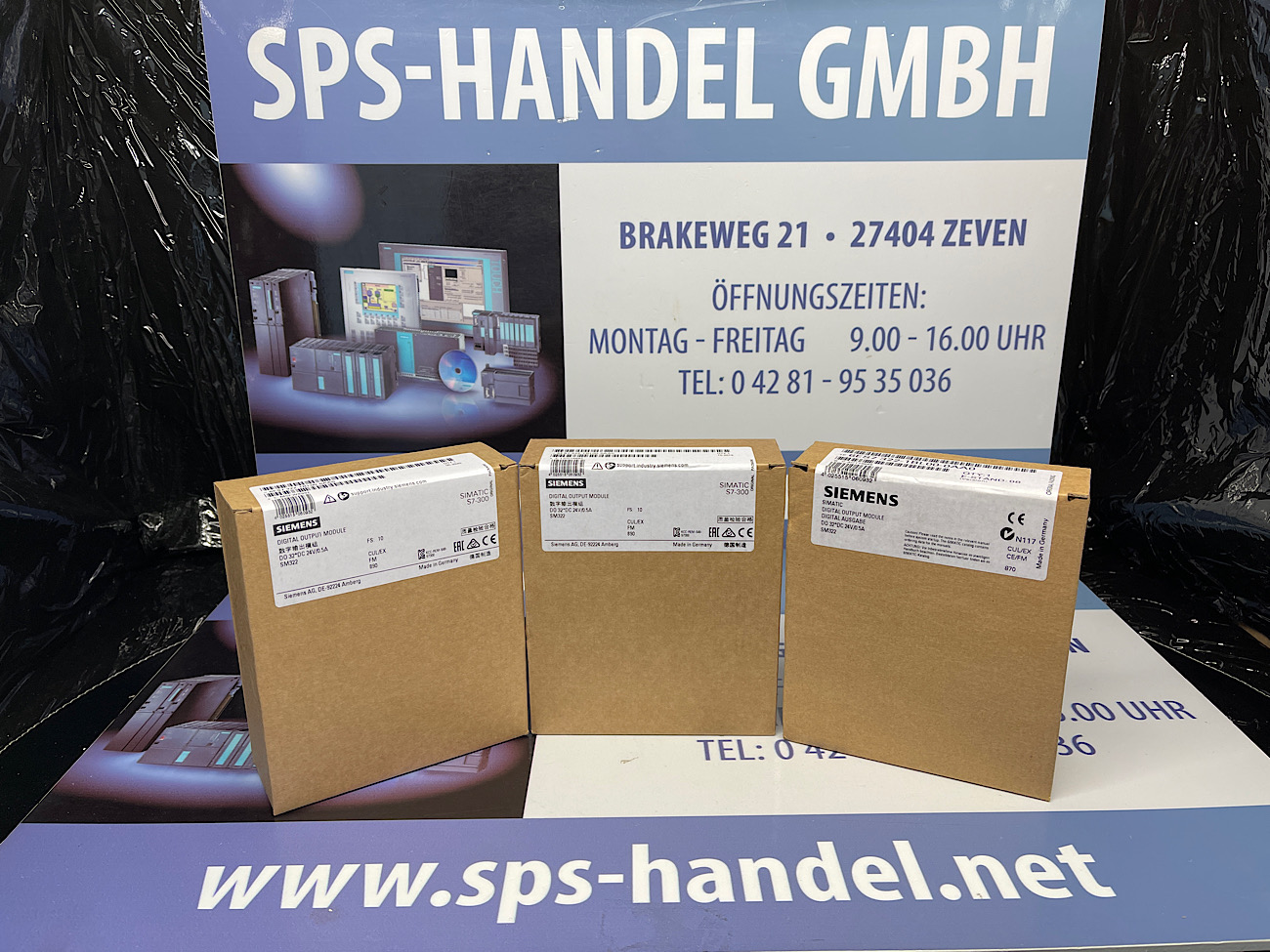 6ES7322-1BL00-0AA0   SM322    32DA   Neu Siegel 30%