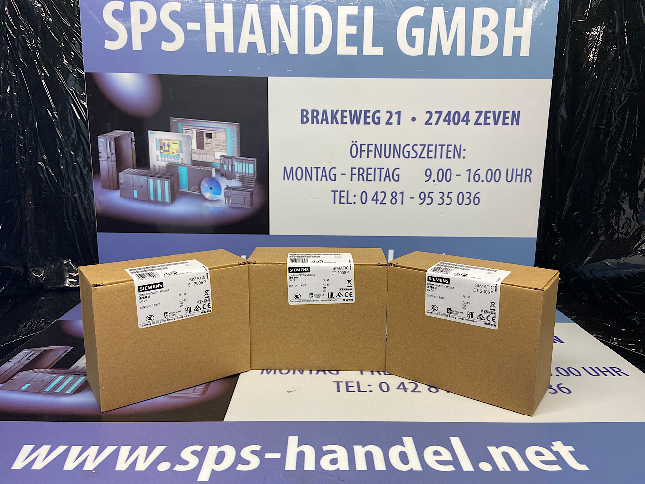 6ES7545-5DA00-0AB0   CM PROFIBUS-DP für ET 200SP   26% Rabatt